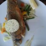 Gerardushoeve restaurant Epen nabij mechelen limburg - Forel