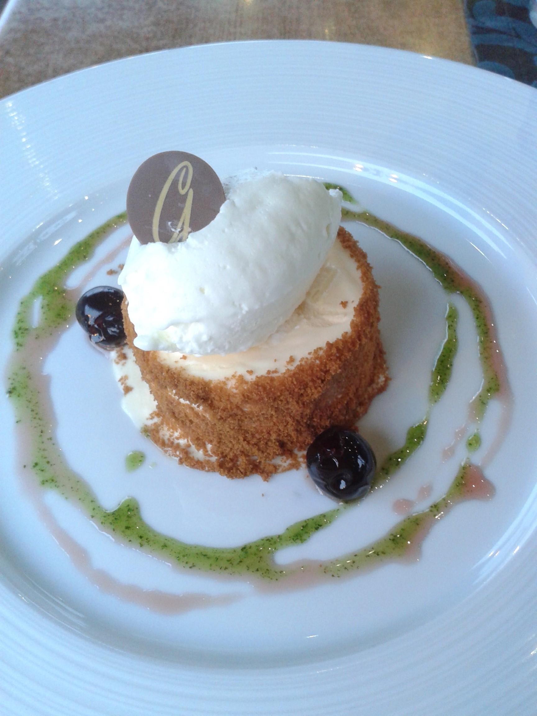 Gerardushoeve restaurant Epen nabij mechelen limburg – dessert