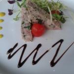 Gerardushoeve restaurant Epen nabij mechelen limburg - voorgerecht