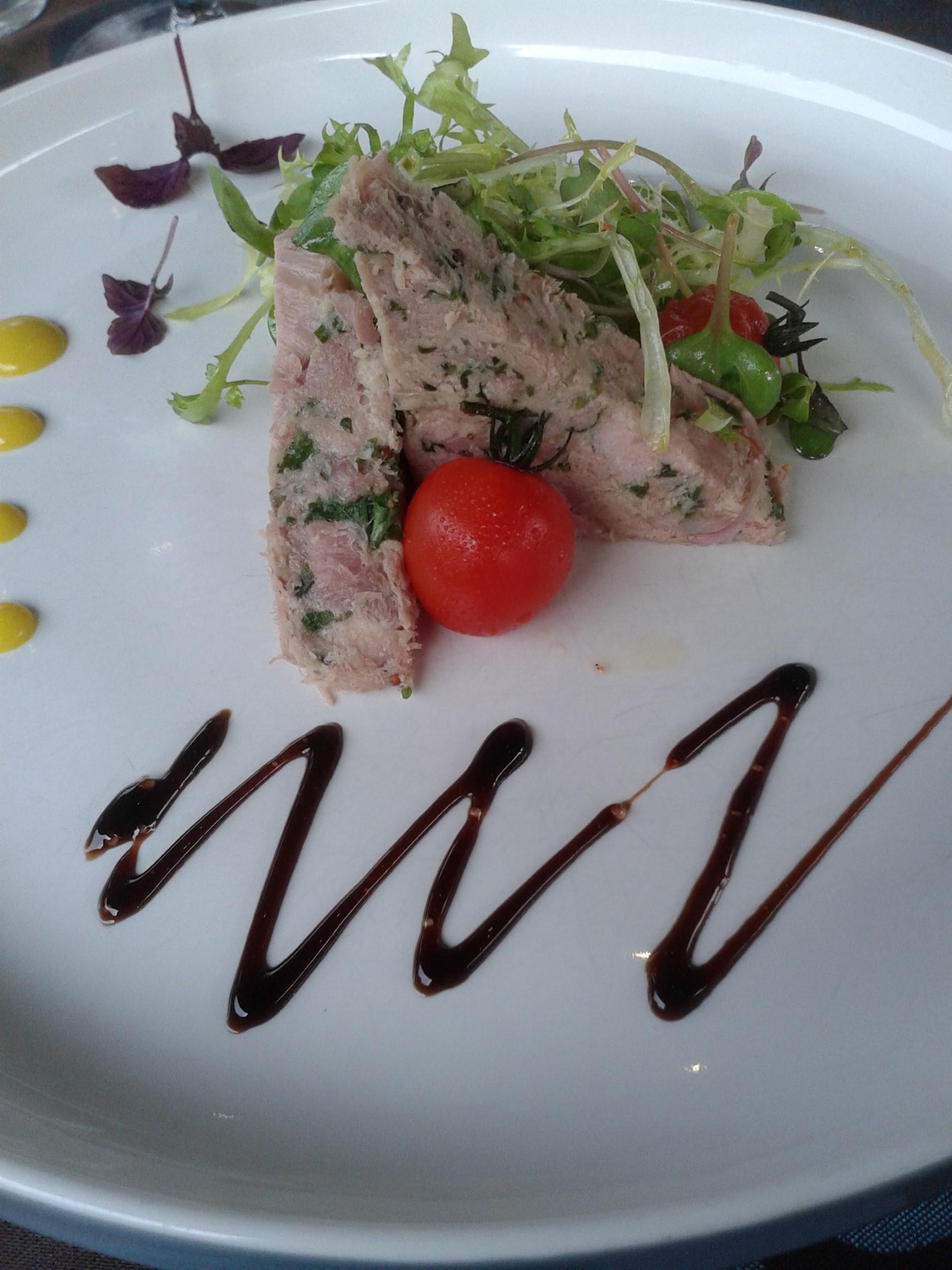 Gerardushoeve restaurant Epen nabij mechelen limburg – voorgerecht