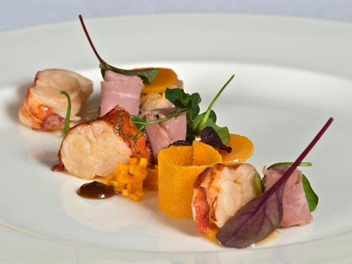 Culinair Arrangement bij Hotel Merlet in Schoorl – Beoordeling-eten