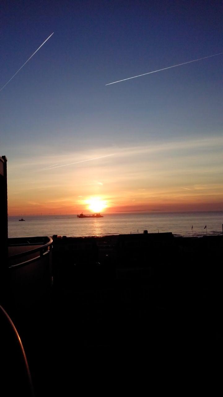 Zonsondergang – Egmond aan Zee
